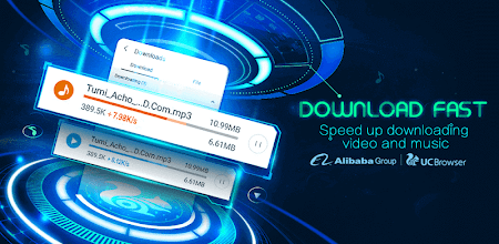 UC Browser – Video Downloader, Watch Video Offline APK poster