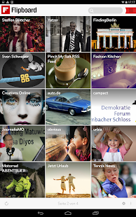 Flipboard – Miniaturansicht des Screenshots