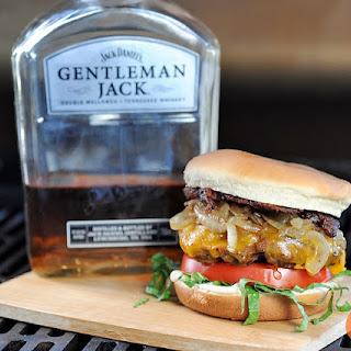 Gentleman Jack Whiskey Burger
