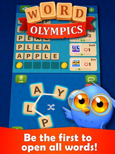 Word Olympics: Online Puzzle  captures d'u00e9cran 7
