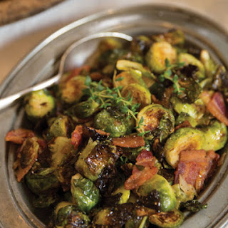 Thyme Roasted Brussels Sprouts Recipes