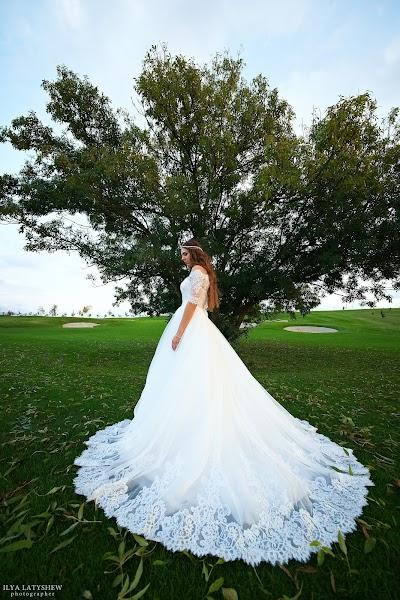 Wedding photographer Ilya Latyshev (iLatyshew). Photo of 16.04.2019