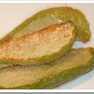 Roasted Chayote Squash