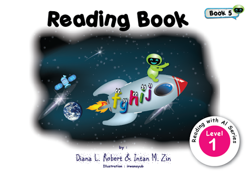 Reading with Al Book 5 Level 1