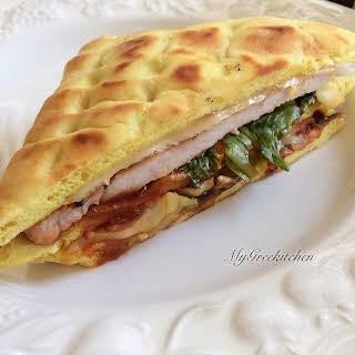 Chicken Fillet Pittas.
