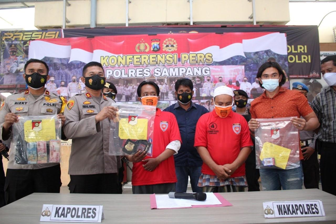 Oknum LSM di Sampang Siancam Hukuman 9 Tahun Dalam Kasus Dugaan Pemerasan