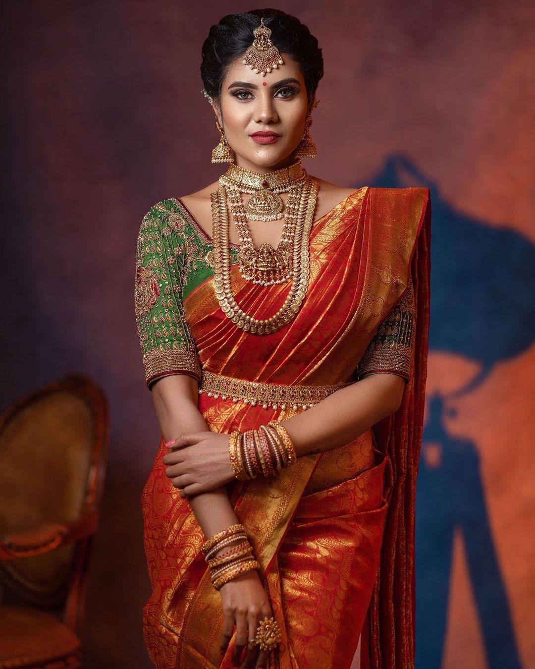 Tamil Actress Roshni Prakash Latest Instagram Pics - Hot