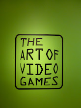Photo: Exhibition on The Art Of Video Games.