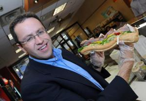 Jared Fogle CHARGED: From Subway to Slammer