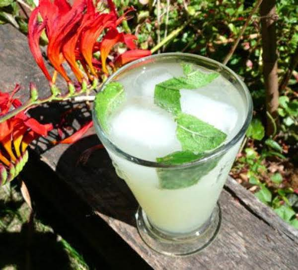 Virgin Coco Mojito Recipe