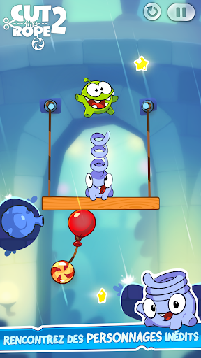 Cut the Rope 2  captures d'écran 4