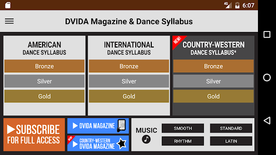 DVIDA Syllabus & Magazine- screenshot thumbnail