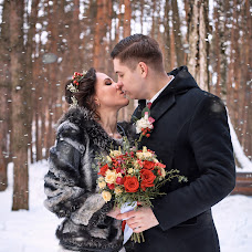 Wedding photographer Darya Kapitanova (kapitanovafoto). Photo of 02.02.2019