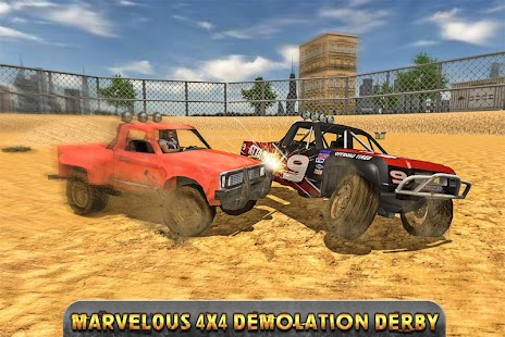 Ultimate Demolition Car Derby screenshot