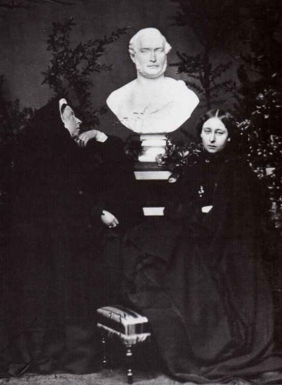 Image result for victoria mourning photos albert