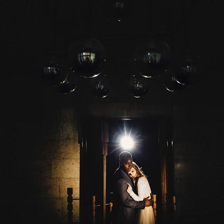 Wedding photographer Yuriy Kifor (Kifor). Photo of 23.10.2017