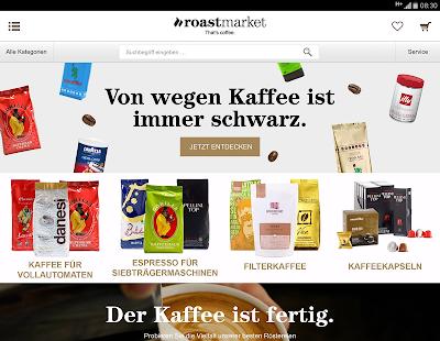 roastmarket - Kaffee Online - náhled