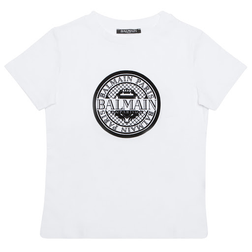 Primary image of Balmain Logo T-shirt