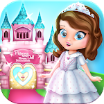 Princess Doll House Decoration Icon