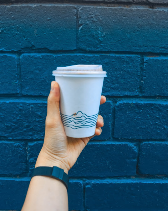 Cappuccino @ Seven Seeds