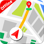 Offline Maps && Voice Navigation:GPS Route Finder