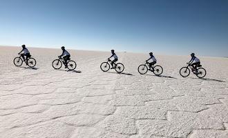 Felisa Requena supera el reto en los Andes
