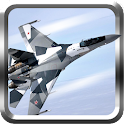 Angry Flying Jet Air War 3D icon