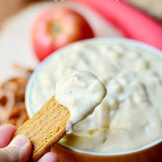 Warm Apple Pie Dip