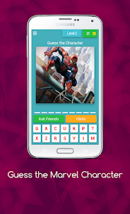 Guess the Marvel Character for PC-Windows 7,8,10 and Mac apk screenshot 3