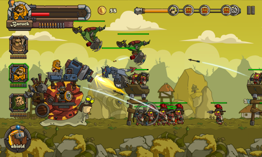 Snail Battles screenshot 3