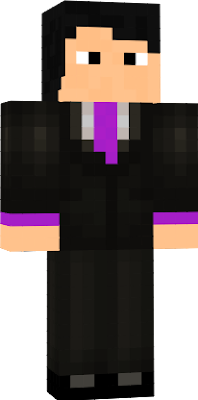 It is a skin of William Afton (William Afton is Purple guy before his death by Ennard).