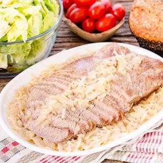 Sauerkraut Brisket