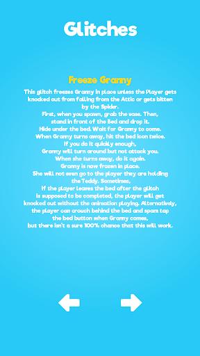 Granny Guide (Game Guide & Walkthrough) 1.0 screenshots 12