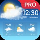 Previsão do tempo Pro icon