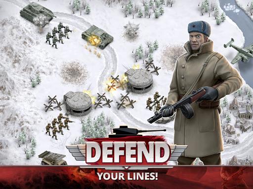 1941 Frozen Front - a WW2 Strategy War Game 1.12.4 screenshots 16