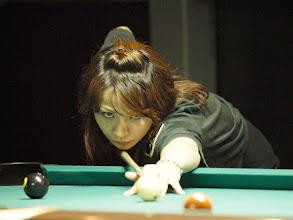 Photo: アジア大会代表の意地を見せたが、惜しくも優勝には届かず。……光岡純子(Mezz)
