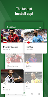 App GoalAlert Football Live Scores Fixtures Results APK for Windows Phone