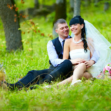 Wedding photographer Ilya Latyshev (iLatyshew). Photo of 24.10.2012