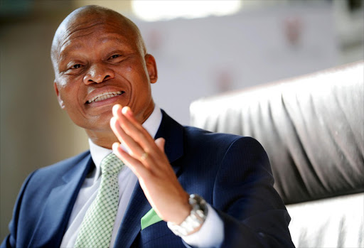 Chief Justice Mogoeng Mogoeng. File photo.