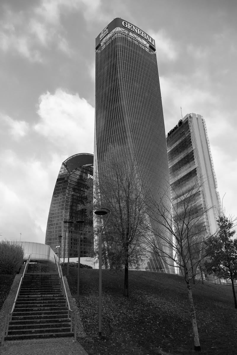 La nuova Skyline di Milano di matroxx350