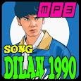 Kumpulan Lagu Dilan 1990 Mp3