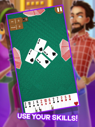 Tarneeb: Popular Offline Free Card Games Apk 1