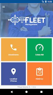 TFleet Mobile - náhled