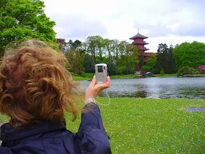 Photo: la torre giapponese