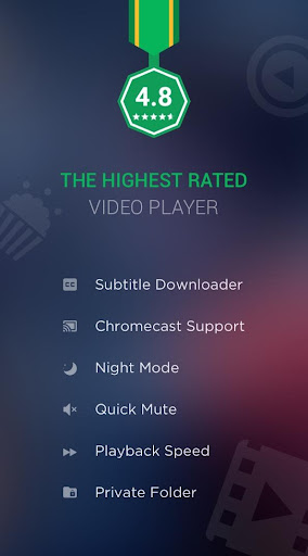 Video Player All Format - XPlayer 2.0.1.1 screenshots 1