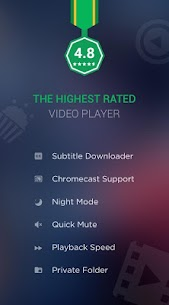 XPlayer (Video Player All Format) v2.1.1.1 [Unlocked] APK 1
