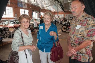 Photo: Susan (Cramer) Peters, Barry (Buscy) French, Chris Deuker