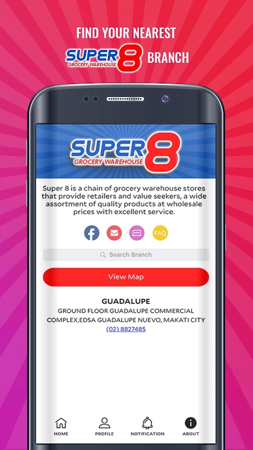 Super8 Rewards- screenshot