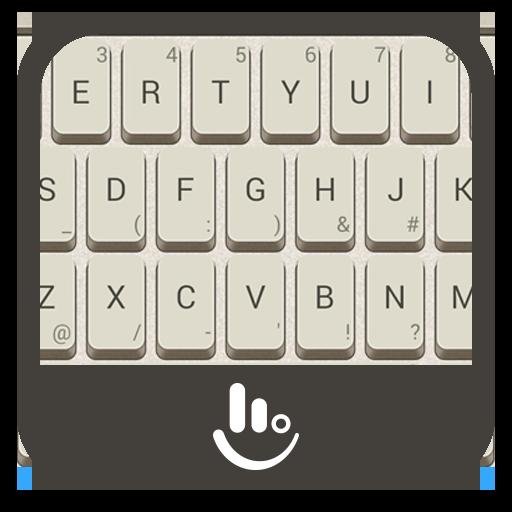 Vintage Mechanical Keyboard