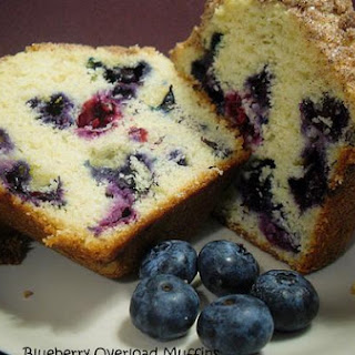Blueberry Overload Muffins